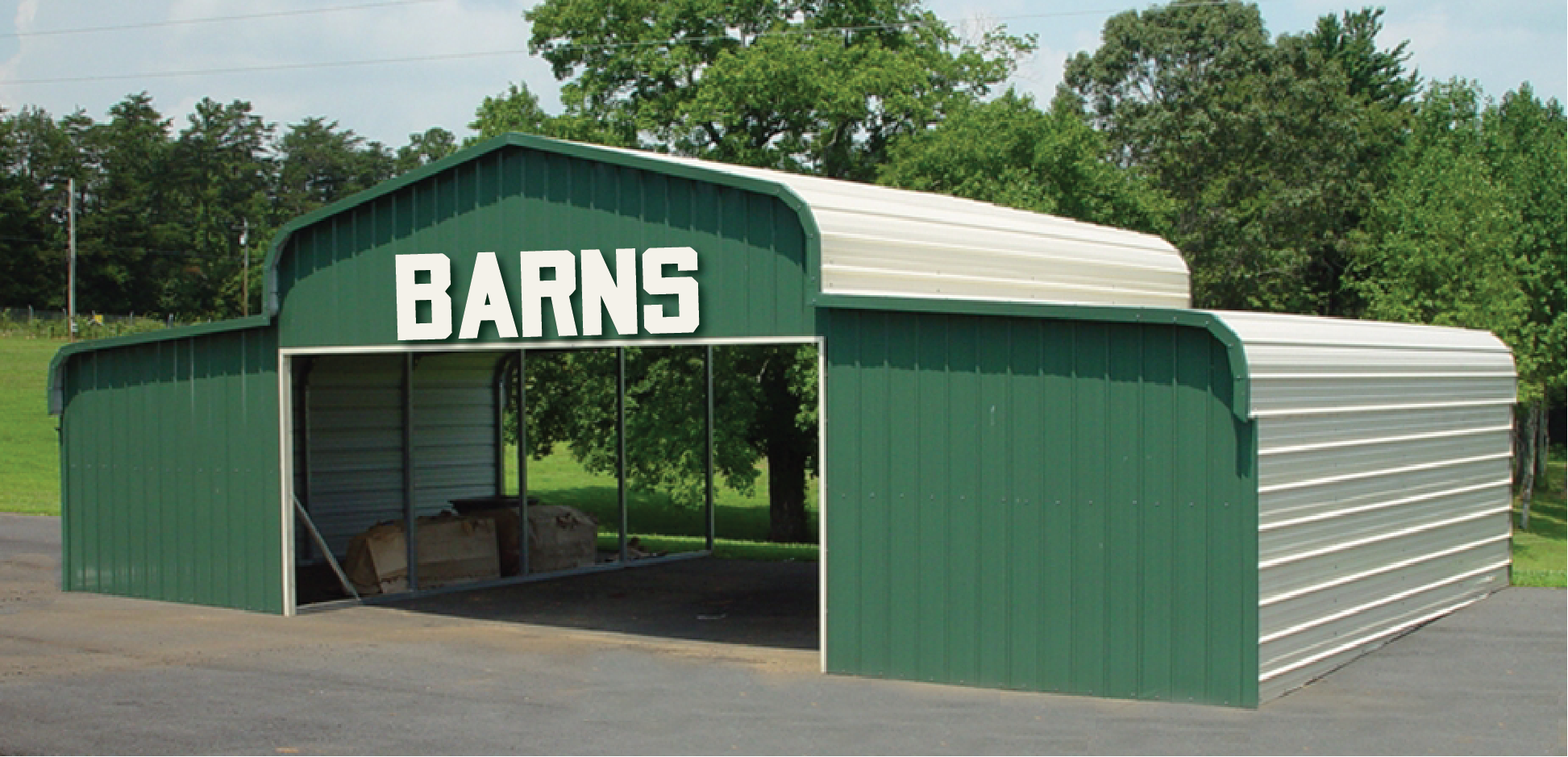 Carolina Carports - Barns