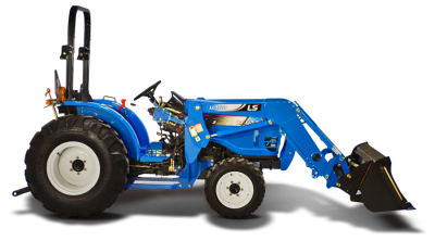 LS Tractor - Compact Series
