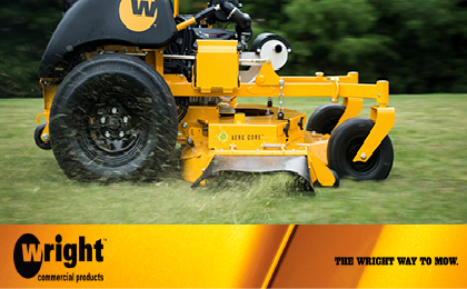 Wright Stander Mowers